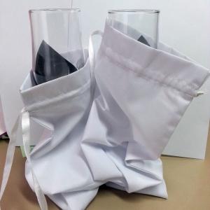 Мешочки для битья бокалов (белые)