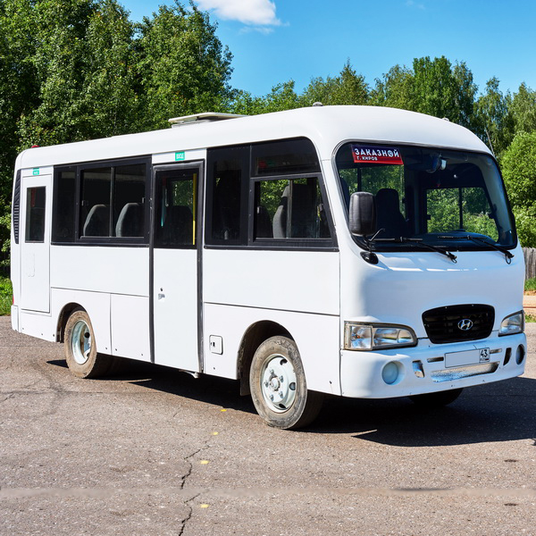 Автобус Каунти 18 мест