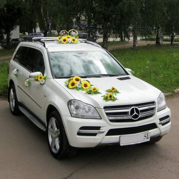 Mercedes GL I