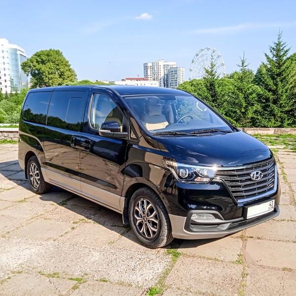 Hyundai Grand Starex 7 мест