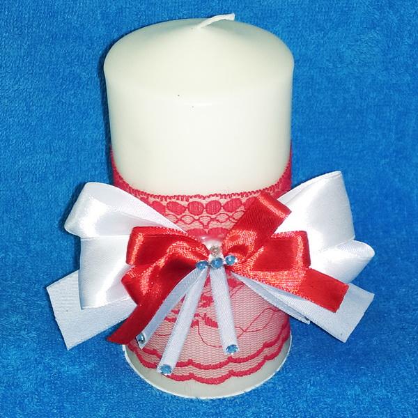 №16 Свадебная свеча