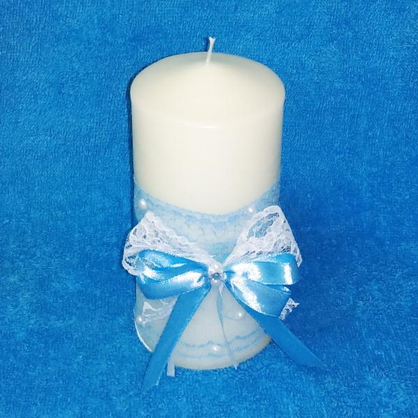 №15 Свадебная свеча