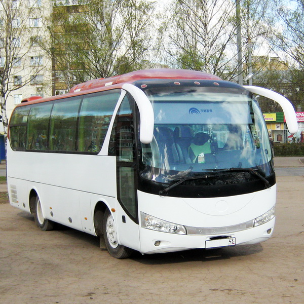 Автобус ЮТОНГ 31 место