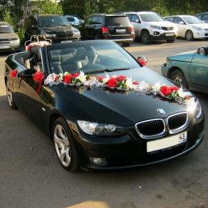 BMW 3-series E93 кабриолет