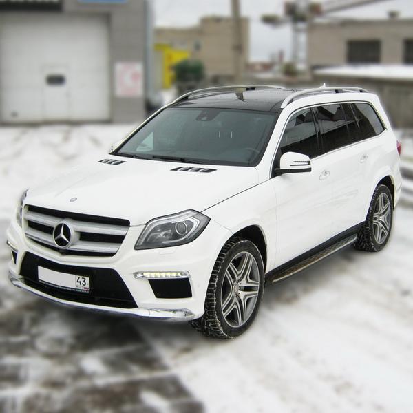 Mercedes GL II