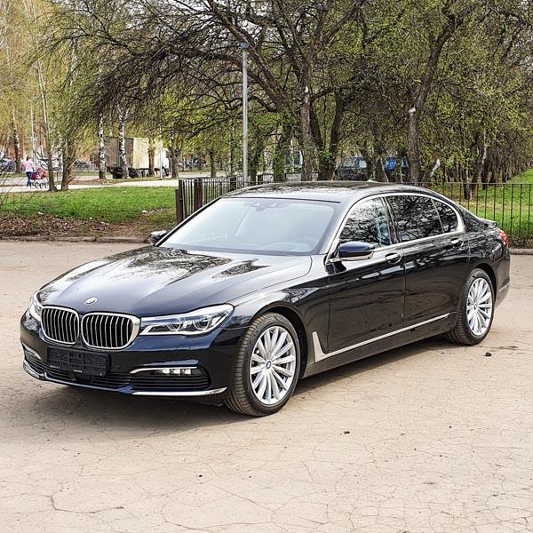 BMW 7-series G12 Long
