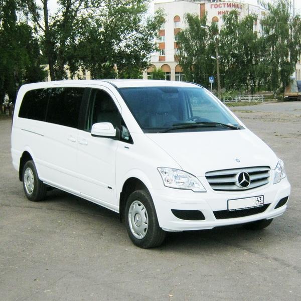 Mercedes Viano 5 мест