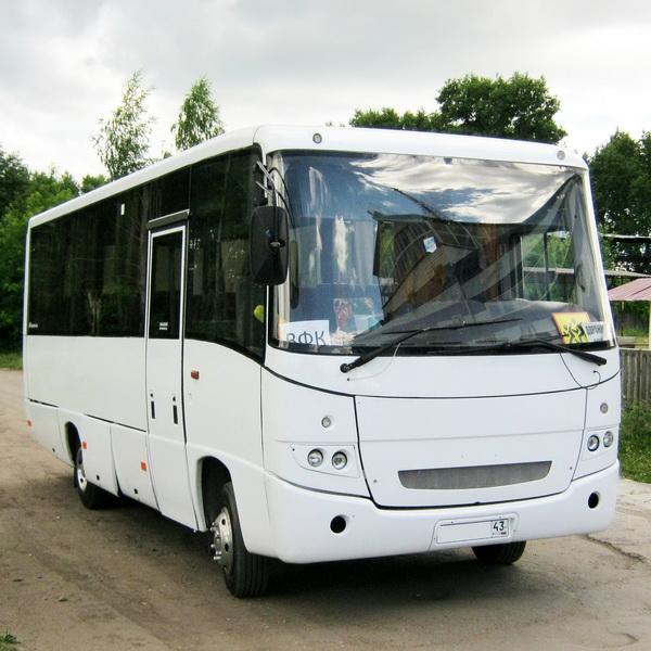 Автобус МАЗ 27 мест